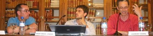 Presentació de l'ACJP - Junts (Font: UPEC)